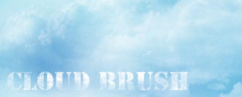 cloud brush