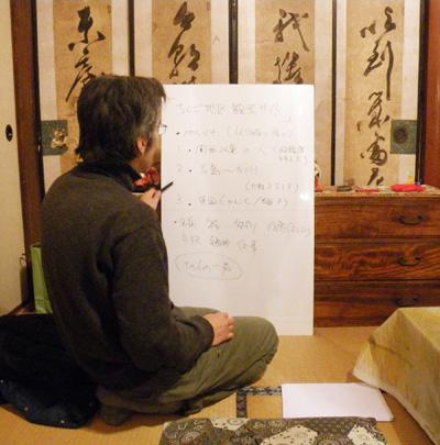 ペルソナのお題を書く@nishiaki氏