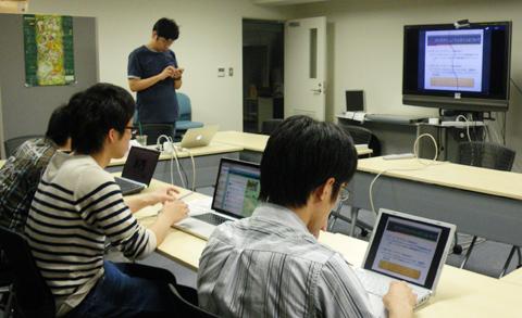 Hack for Japan 福岡会場 2011.5.21