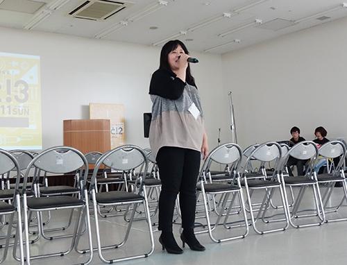 つくると!クロージング:ヘボコン担当の山田美穂さん